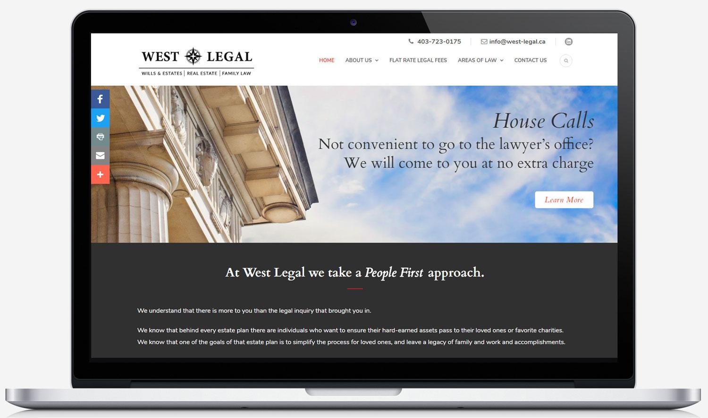 West Legal Project Image 1
