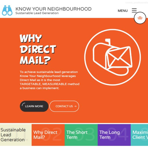 Know Your Neighbourhood Project Image Small